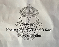 Gustaf VI Adolfs Fond